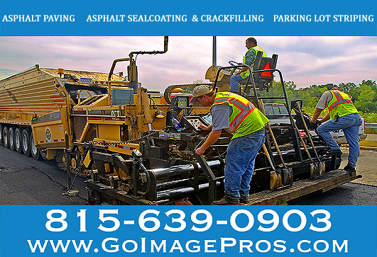 Asphalt Sealcoating And Parking Lot Striping Companies In