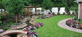 Landscaping, Landscape Design, Hardscapes, Water Features
